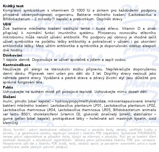Compliflora Immuno Complex 30 kapslí