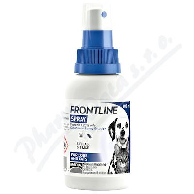 Frontline a.u.v.spray 100ml