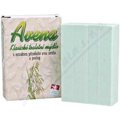 Mýdlo Avena peeling 100g