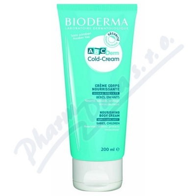 BIODERMA ABCDerm Cold Cream 200ml