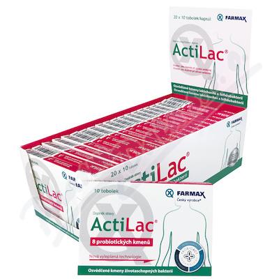 Actilac box 20x10 tobolek