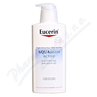 EUCERIN AQUAporin sprch.gel 400ml 63962