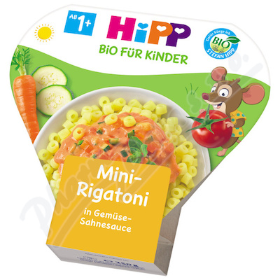 HIPP BIO Dět.TĚST.Mini-Rig.SO 250gCZ8638