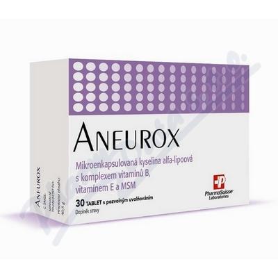 ANEUROX PharmaSuisse tbl.30