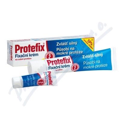 Protefix Fixační krém 47g+4ml akční bal.