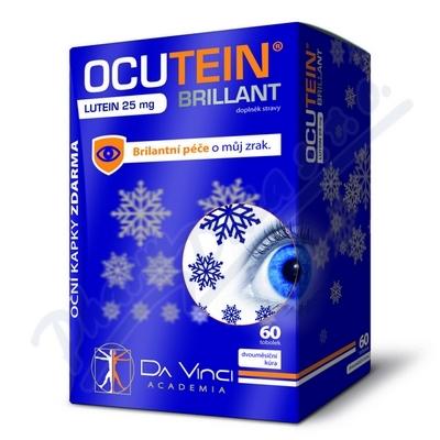 Ocutein Brillant Lut.25mg D.V.60tob+kapk