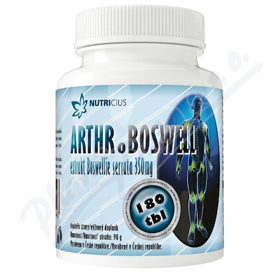 Arthroboswell tbl.180-Boswellia s.350mg