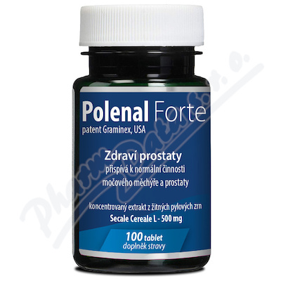Polenal Forte tbl.100-patent na prostatu