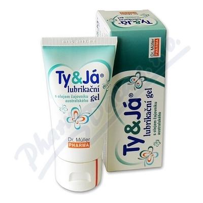 DR.MULLER Lubrikační gel Ty&Já TTO 50 ml