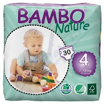 BAMBO Nature Maxi pl.k.7-18kg 30ks310134