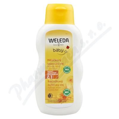 WELEDA Měsíčkový kojenecký olej 200ml