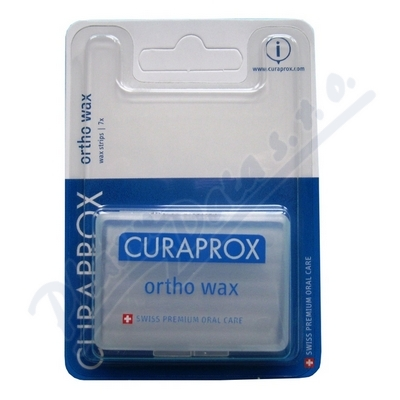 CURAPROX Ortho wax 7x0.53g