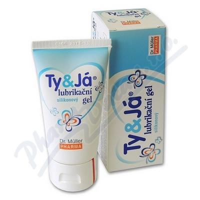 DR.MULLER Lubrikační gel Ty&Já sil.50 ml