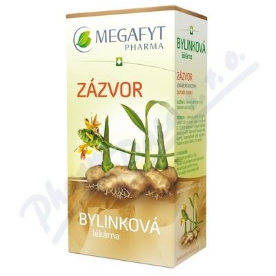 MEGA Bylinková lékárna Zázvor 20x1.5g