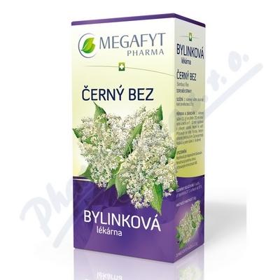 MEGA Bylin.lékárna Černý bez n.s.20x1.5g