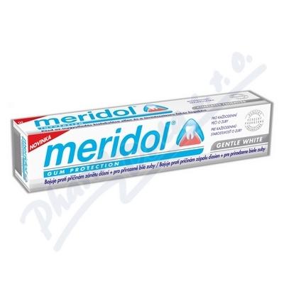 Meridol zubní pasta Gentle White 75ml