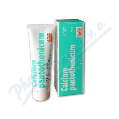 DR.MULLER Calcium pantothen.mast 100g