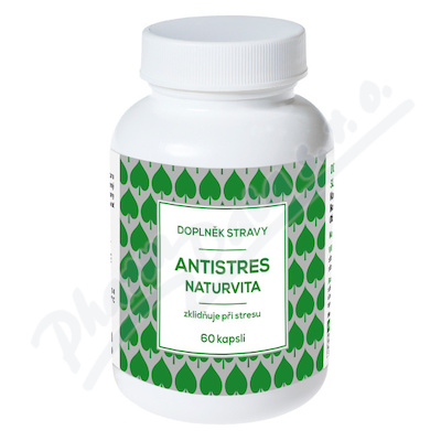 Antistres Naturvita 60tbl