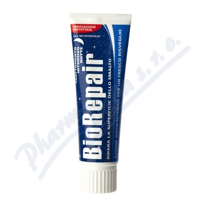 BioRepair Intensive Night Repair zubní pasta 75ml