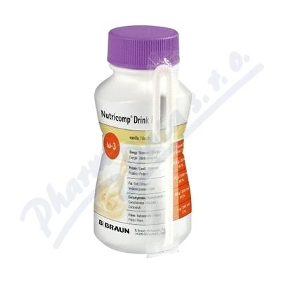 Nutricomp Drink Plus Čokol.por.s.4x200ml