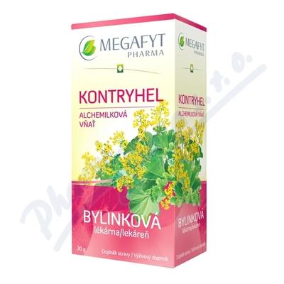 MEGA Byl.lékárna Kontryhel n.s.20x1.5g