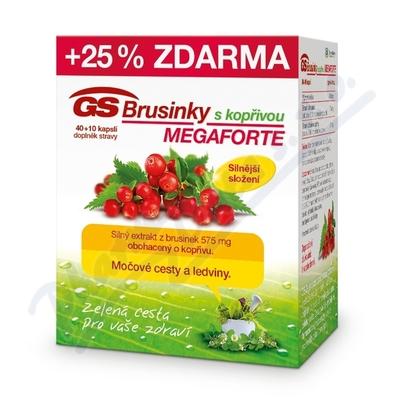 GS Brusinky Megaf.s kopř.cps.40+10 2015