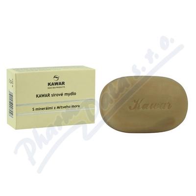 KAWAR Sír.mydlo s miner z Mrt.moře 120g