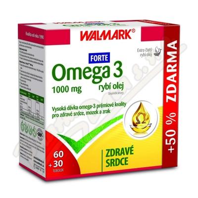 W Omega 3 Forte tob.60+30