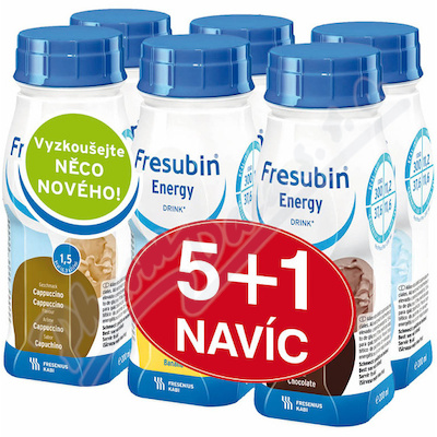 Fresubin Energy drink 200ml 5+1