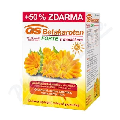 GS Betakaroten Forte s měsíč.cps.80+40