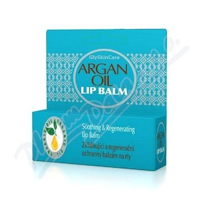 Biotter Balzám Argan Oil Lip Balm 4,9g