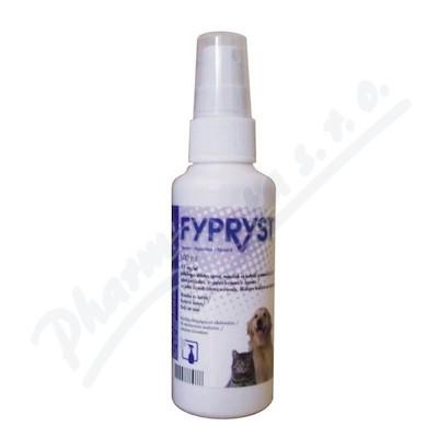 Fypryst 2.5mg/ml Kožní spr.roztok 100ml
