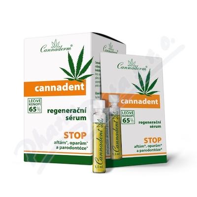 Cannaderm Cannadent serum 10x1.5ml