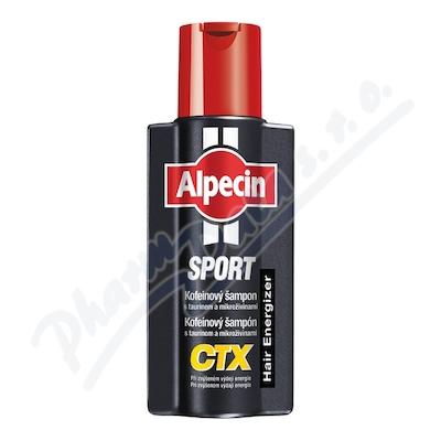 ALPECIN SPORT Kofein.šampon CTX 250ml