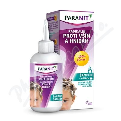 ALT-Paranit Radikální šampon+hřeben
