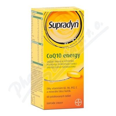Supradyn CO Q10 Energy 60tbl.