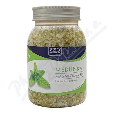 EZO Magneziová sůl Meduňka 650g