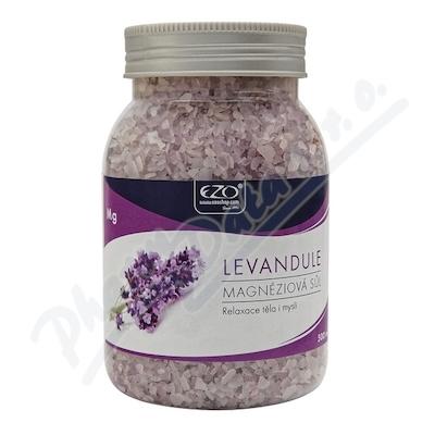 EZO Magneziová sůl Levandule 650g