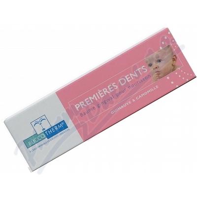 Buccotherm masáž.děts.gel na dásně 50g