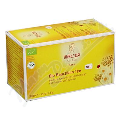 WELEDA BIO Čaj pro miminko 20x1.5g