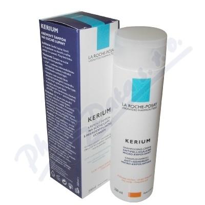 RP Kerium krémový šampon suché lupy