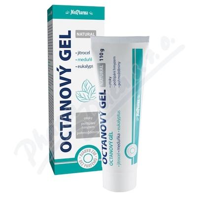 MedPh Octanovy gel NATURAL 110g