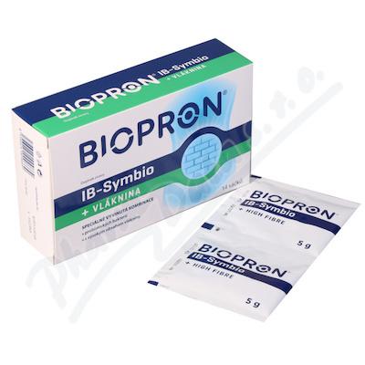 W Biopron IB-Symbio +Vláknina 14sáč