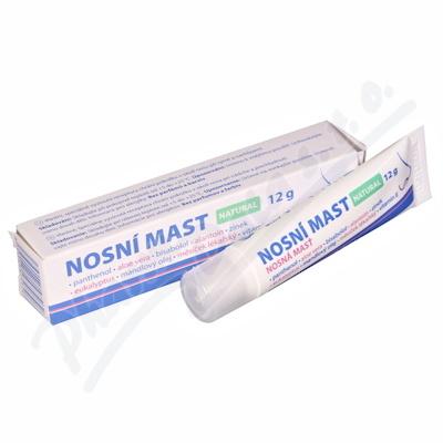 MedPh Nosní mast NATURAL 12g