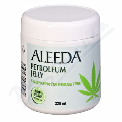 Aleeda Petrolatum Jelly s kon.ol.220ml