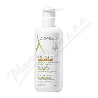A-DERMA Exomega CONTR.Emolienční mléko 400ml