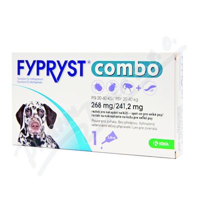FYPRYST combo 1x2.68 spot-on psy 20-40kg
