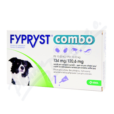FYPRYST combo 1x1.34ml spot-on psy10-20k