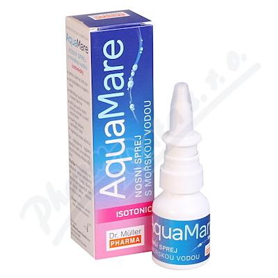 AquaMare nosní sprej isotonický 20ml(Dr.