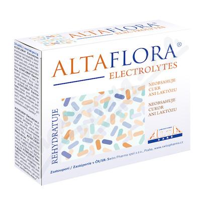 ALTAFLORA Elektrolytes sáčky 10x4g